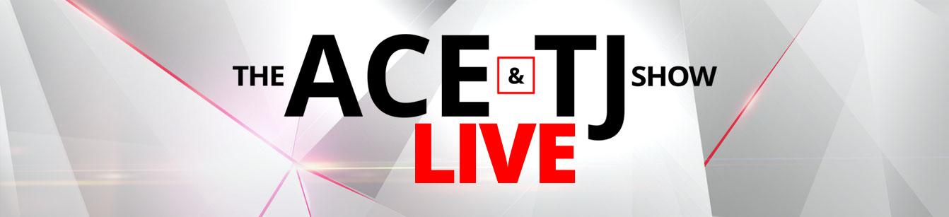 Ace & TJ Show Live